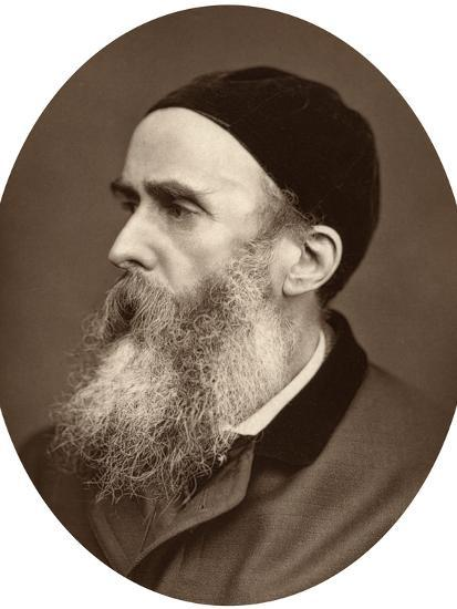 Erskine Nicol, 1880-Lock & Whitfield-Photographic Print