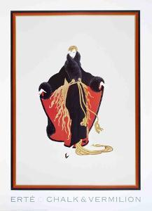 Faubourg St. Honore by Erte