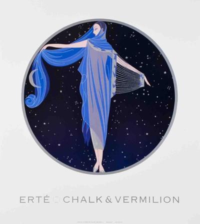 Moonlight by Erte