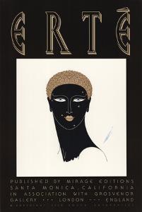 Queen of Sheba by Erte