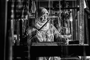 Songket Maker by Erwin Astro