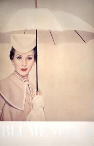 Paris (1950) Umbrella by Erwin Blumenfeld