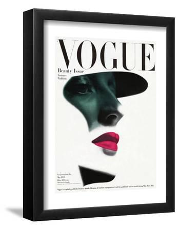 Vogue Cover - May 1945