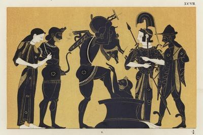 Erymanthian Boar--Giclee Print