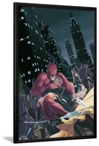 Daredevil No.501 Cover: Daredevil by Esad Ribic