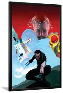 Dark Reign: The List - Wolverine No.1 Cover: Wolverine and Fantomex by Esad Ribic
