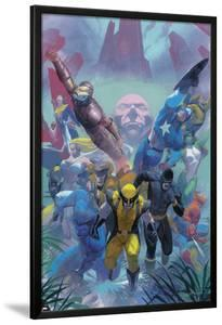 Secrets Of The House Of M Cover: Wolverine by Esad Ribic