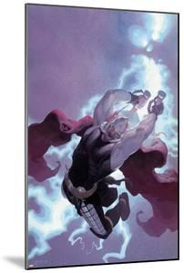 Thor: God of Thunder #11 Cover: Thor by Esad Ribic