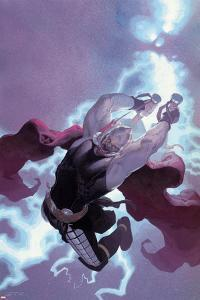 Thor: God of Thunder #11 Cover: Thor by Esad Ribic