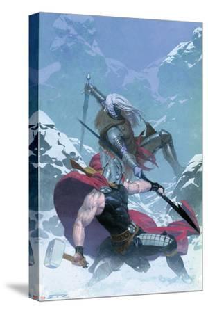Thor: God of Thunder #16 Cover: Thor, Malekith