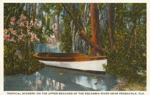 Escambia River, Pensacola, Florida