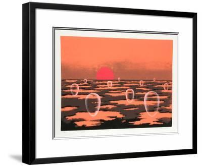 Eschantos, no. 28-Clarence Holbrook Carter-Limited Edition Framed Print