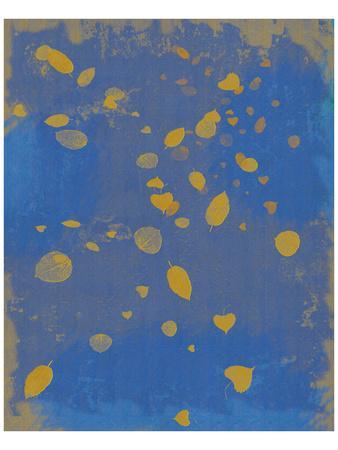 Eschen's Leafs II-Carmine Thorner-Art Print