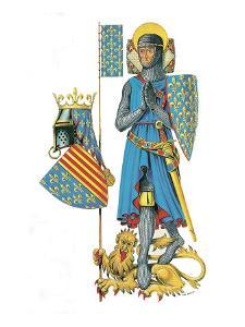 Louis the Ninth, Leader of the Last Two Crusades and One of the Greatest Kings of France by Escott