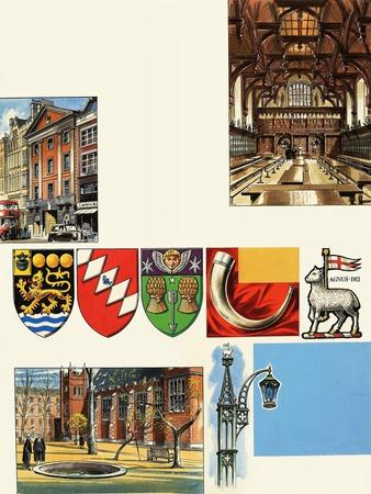 The Inns of Court: the Middle Temple