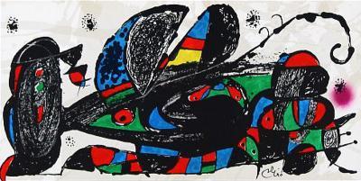 Escultor Iran-Joan Mir?-Collectable Print