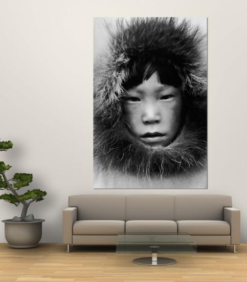 Eskimo-Margaret Bourke-White-Wall Mural