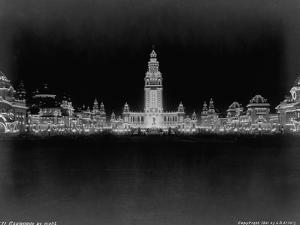 Esplanade at Buffalo Exposition