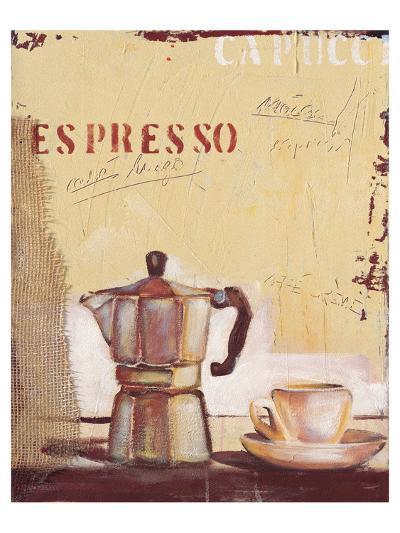 Espresso-Anna Flores-Premium Giclee Print