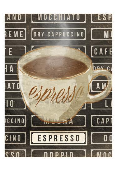 Espresso-OnRei-Art Print