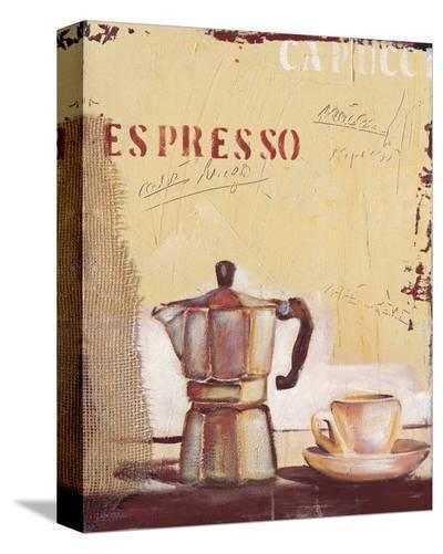 Espresso-Anna Flores-Stretched Canvas Print