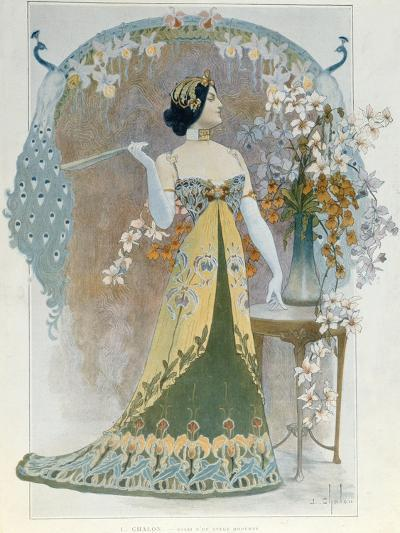 Essay on a Modern Style, C.1899-Louis Chalon-Giclee Print