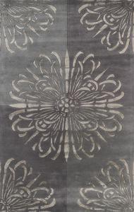 Essence Area Rug - Charcoal/Silver 5' x 8'