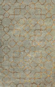 Essence Area Rug - Sage/Copper 5' x 8'