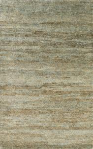 "Essential Area Rug - Sage/Light Gray 5' x 7'6"""