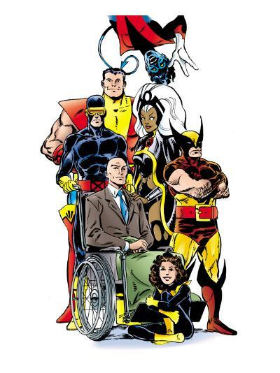 Essential X-Men V3: Shadowcat-John Byrne-Art Print