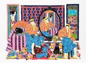 Klimt by Estelle Ginsburg