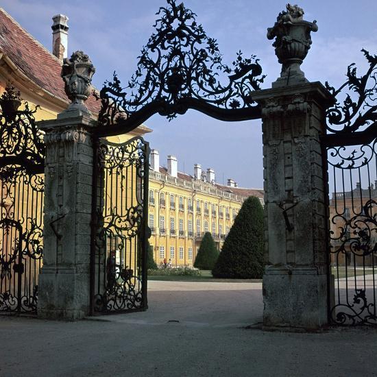 Esterhazy Palace at Fertod-CM Dixon-Photographic Print