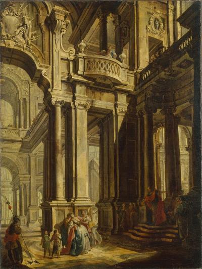 Esther before Ahasuerus--Giclee Print