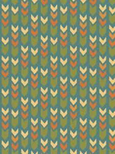 Chevron Pattern by Esther Loopstra