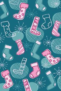 Christmas Stocking by Esther Loopstra