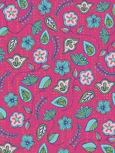 Floral Pattern IV by Esther Loopstra