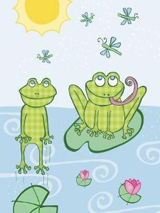 Frogs by Esther Loopstra