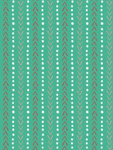 Green Pattern by Esther Loopstra