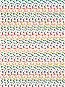 Rainbow Dot Pattern by Esther Loopstra