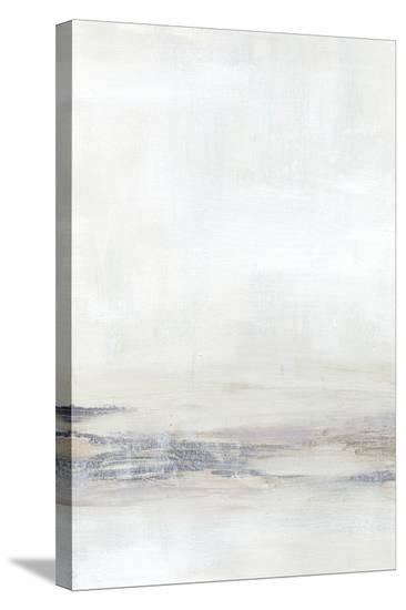 Estuary II-June Vess-Stretched Canvas Print