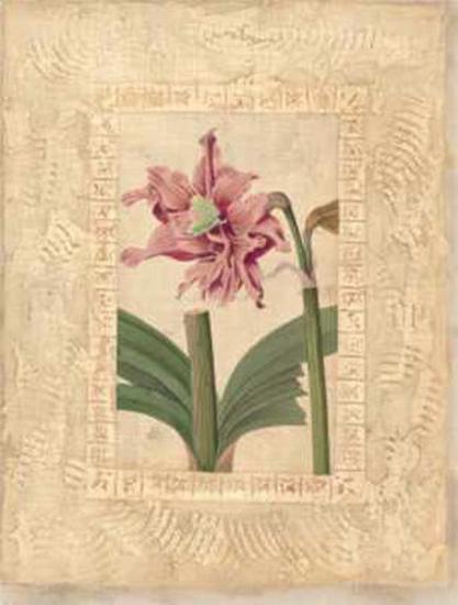 Estudio de Flores II-Javier Fuentes-Art Print