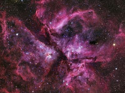 Eta Carinae Nebula, NGC3372-Robert Gendler-Photographic Print