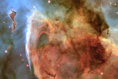 Eta Carinae Nebula--Photographic Print