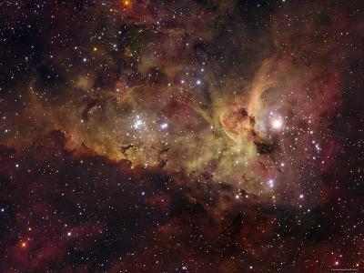 Eta Carinae-Stocktrek Images-Photographic Print