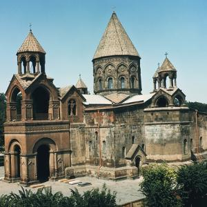 Etchmiadzin Cathedral (Unesco World Heritage List, 2000), Etchmiadzin, Armenia
