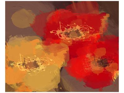 Eternal Bloom I-Irena Orlov-Art Print
