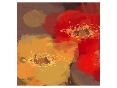 Eternal Bloom II-Irena Orlov-Art Print