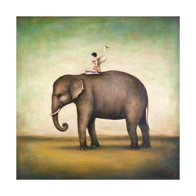 Eternal Companions-Duy Huynh-Art Print