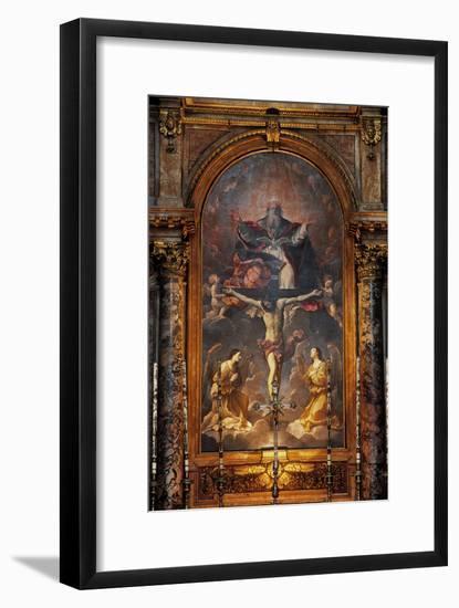 Eternal Father Blessing--Framed Giclee Print