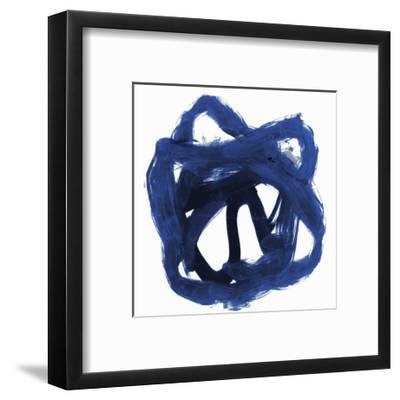 Eternal Indigo I-PI Studio-Framed Premium Giclee Print